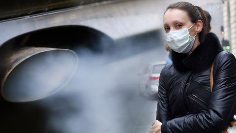 Die Luft soll durch Diesel-Fahrverbote in Städten besser werden.