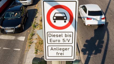 Fahrverbot in Hamburg