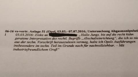 """""""Mit industriefreundlichem Gruß"""" - Mail von KBA-Chef Zinke an Mitarbeiter"""