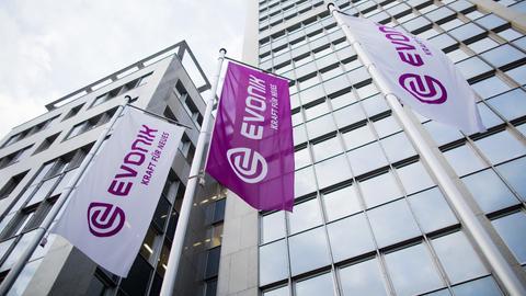 Evonik - Firmenzentrale in Essen