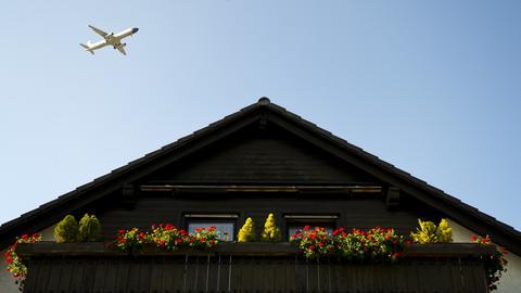 Fluglärm Flörsheim