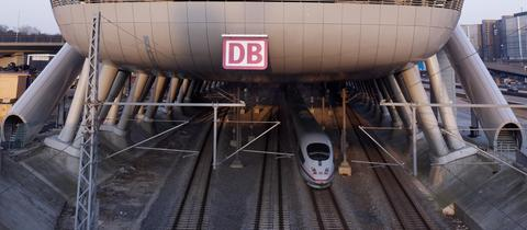 Bahnhof Flughafen Frankfurt