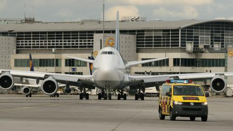 Flughafen Frankfurt Lufthansa Fraport Sujet