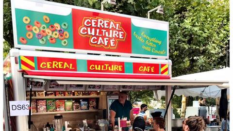 Foodtruck Cornflakes Café