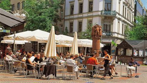 Frankfurt Bornheim Nordend