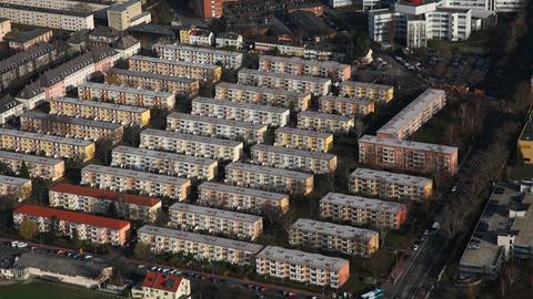 Frankfurter Stadtteil Gallus