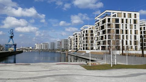 Hafenviertel Offenbach