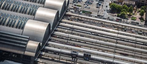 Frankfurter Hauptbahnhof