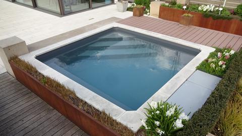 Swimmingpool für den eigenen Garten