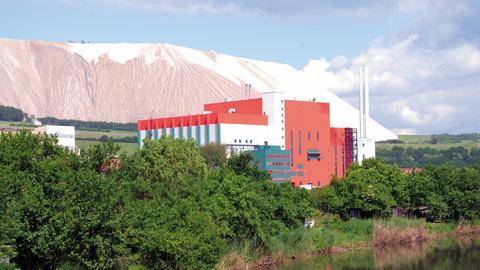 Müllheizkraftwerk Heringen (Werra)