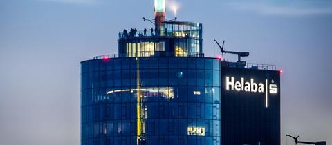 Helaba-Zentrale