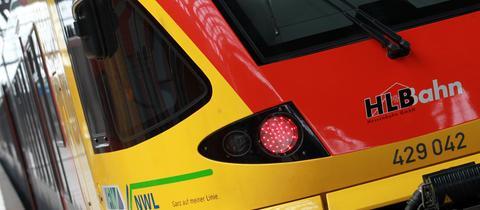 Zug der Hessischen Landesbahn