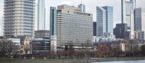 Intercontinental Hotel Frankfurt