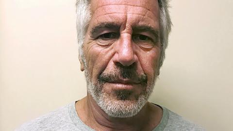 Investmentbanker und Vergewaltiger Jeffrey Epstein