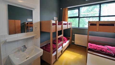 Zimmer in Jugendherberge