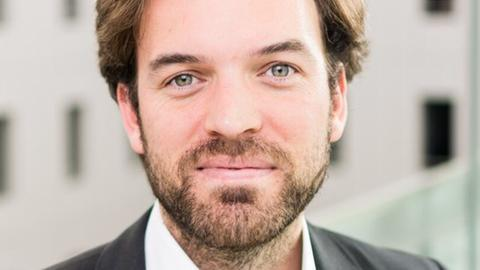 Julian Rowley, Projektmanager am Frankfurter House of Logistics and Mobility