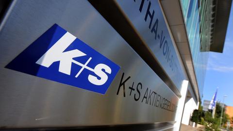 Das K+S-Logo .