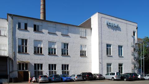 alte Seifenfabrik von Kappus in Offenbach