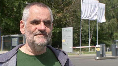 Klaus Bölling, Vorsitzender des Betriebsrats der Schwalm-Eder-Kliniken.