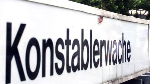 Konstablerwache Frankfurt Modernisiert