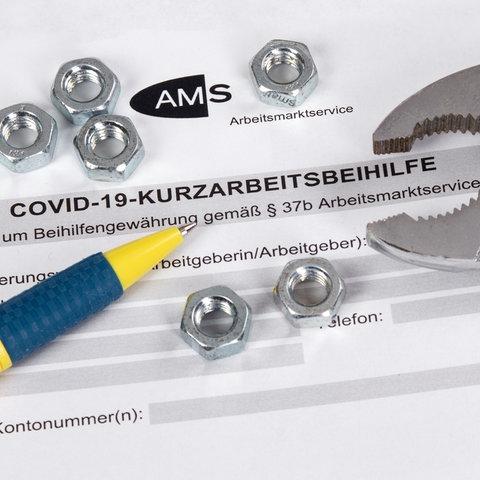 Covid-19-Kurzarbeitsbeihilfe