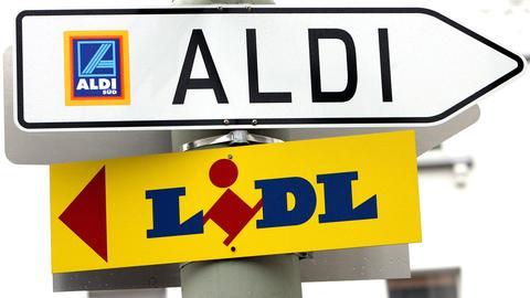 Lidl und Aldi