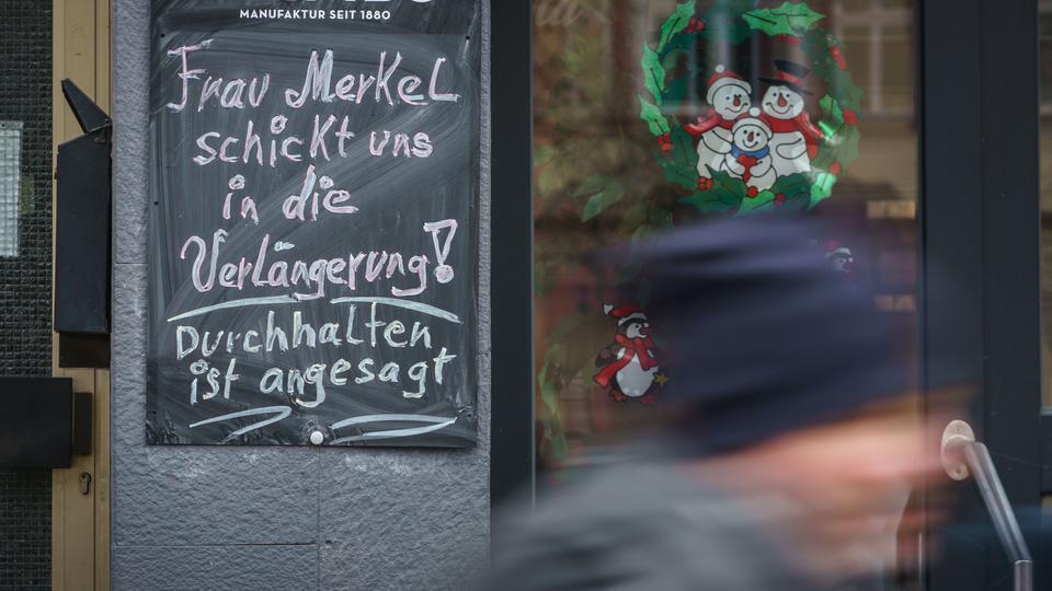 Geschlossener Laden in Friedberg