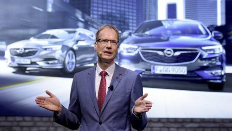 Michael Lohscheller, Vorstandsvorsitzender von Opel