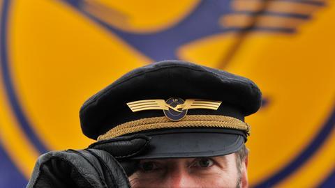 Pilot Lufthansa