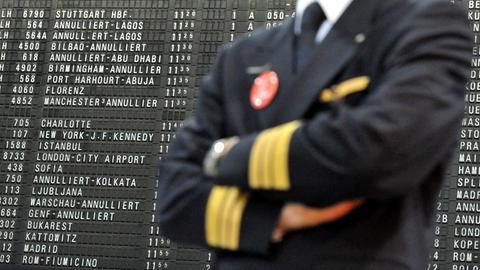 Die Lufthansa-Piloten streiken weiter