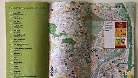 Der faire Stadtführer für Marburg