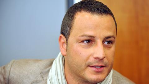 Ex-MEG-Chef Mehmet E. Göker 2010 vor Gericht in Kassel