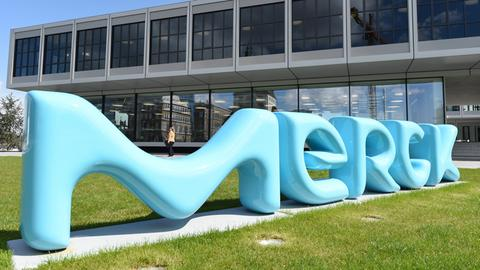 Merck-Innovationszentrum in Darmstadt
