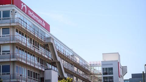 Neckermann-Areal in Frankfurt