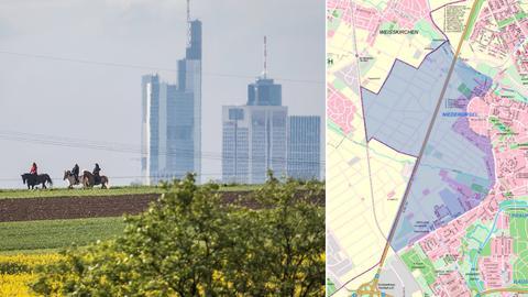 Neuer Stadtteil für Frankfurt