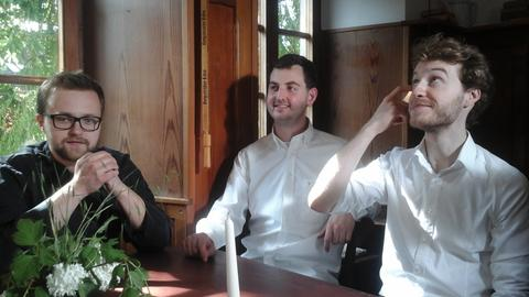 Junge Odenwald-Gastronomen