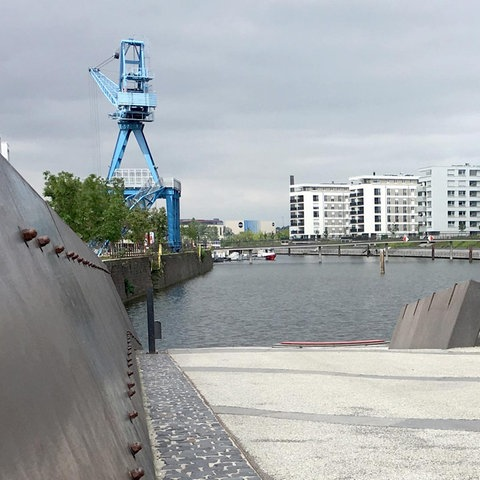 Offenbacher Hafen