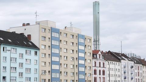 Häuser in Offenbach
