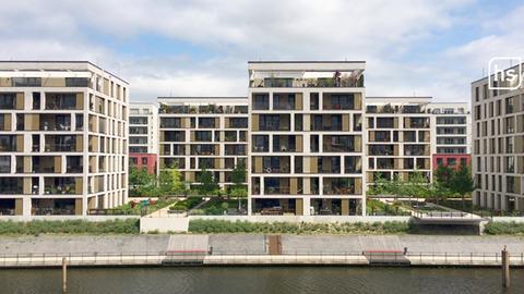 Wohnungen im Hafenviertel von Offenbach