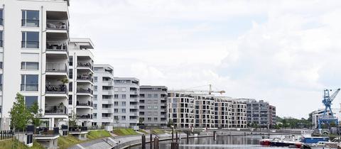 Offenbach Hafenviertel