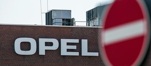 Opel-Zentrale in Rüsselsheim