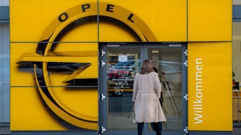 Opel Verkauf Rüsselsheim