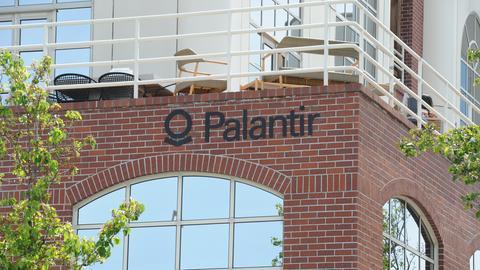 Zentrale der Datenanalyse-Firma Palantir in den USA