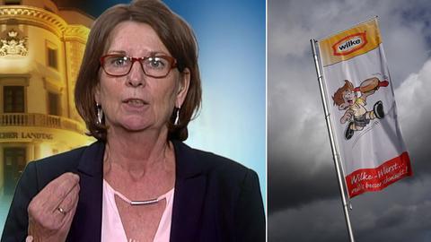 Verbraucherschutzministerin Priska Hinz kündigt Konsequenzen aus dem Wilke-Skandal an.