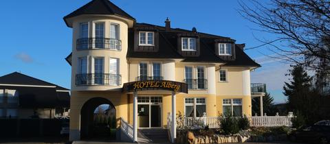 Hotel Alberg in Reiskirchen