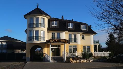 Hotel Alberg in Reiskirchen