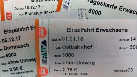 RMV-Tickets