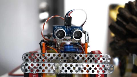 SumO-Roboter
