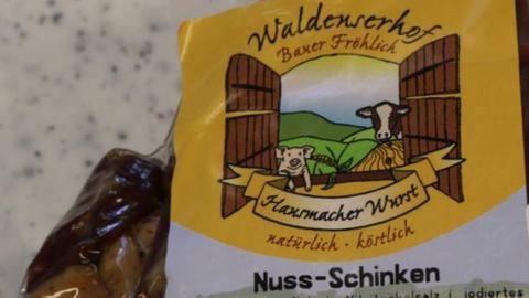 Waldenserhof Nuss-Schinken