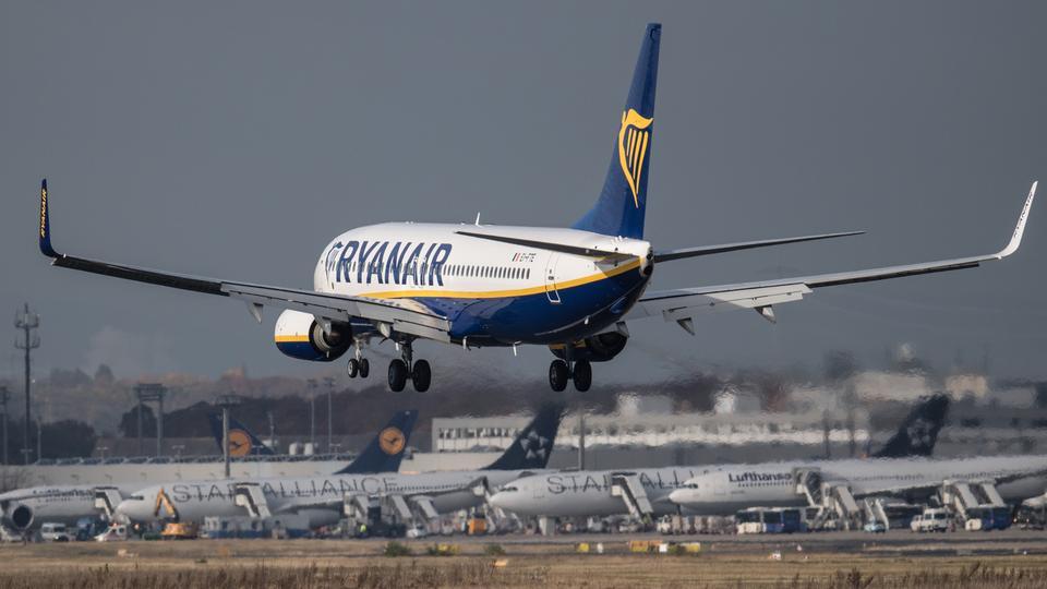 Was Sie über Ryanair am Frankfurter Flughafen wissen sollten ...